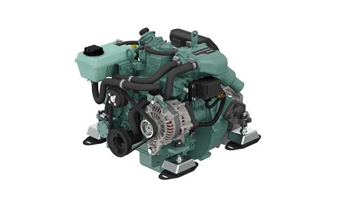 Repowering- New Volvo Penta Diesel Engines For Sale
