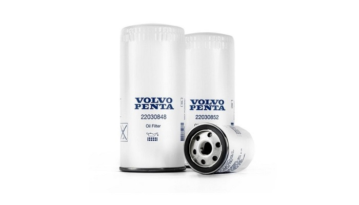 Volvo Penta Diesel Oil Filters by Mail Order from FYB Marine