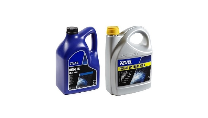 Volvo Penta Oil and Coolant by Mail Order from FYB Marine