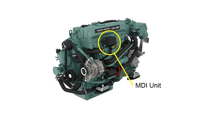 Volvo Penta MDI Unit by Mail Order from FYB Marine